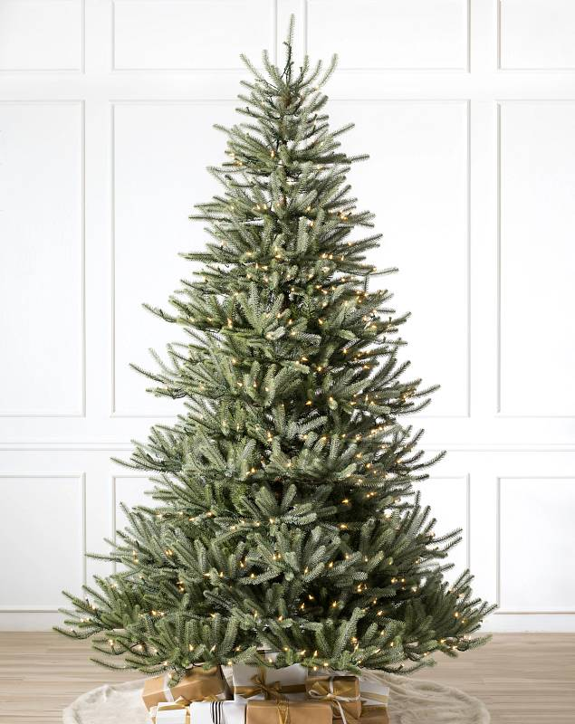 Sanibel Spruce by Balsam Hill Candlelight Clear LED SSC