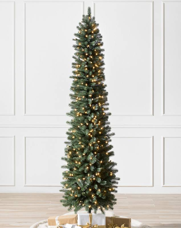 Sonoma Slim Pencil Tree by Balsam Hill SSC 10