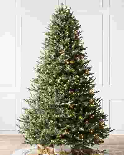 BH Balsam Fir Flip Tree by Balsam Hill SSC 10