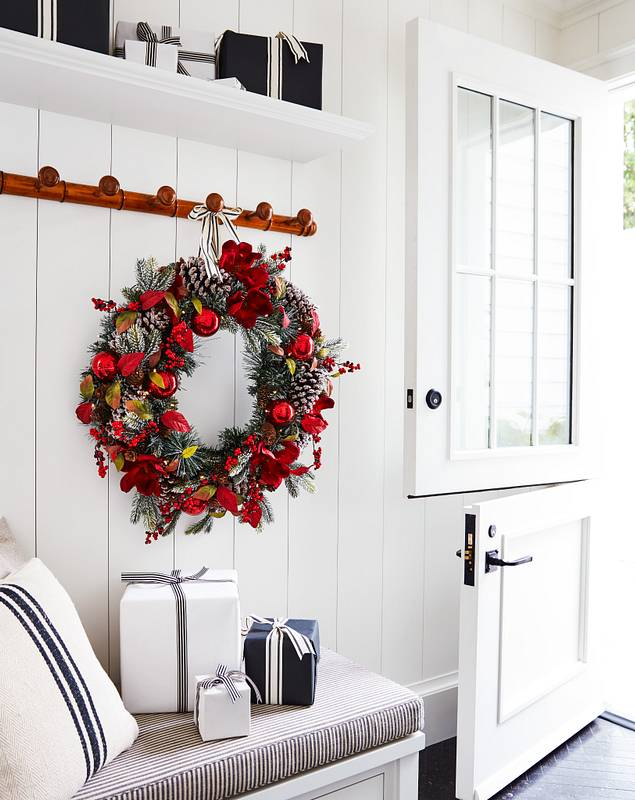Mountain Chalet Foliage by Balsam Hill Lifestyle 10
