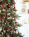 Brilliant Bordeaux Ornament Set by Balsam Hill Lifestyle 70