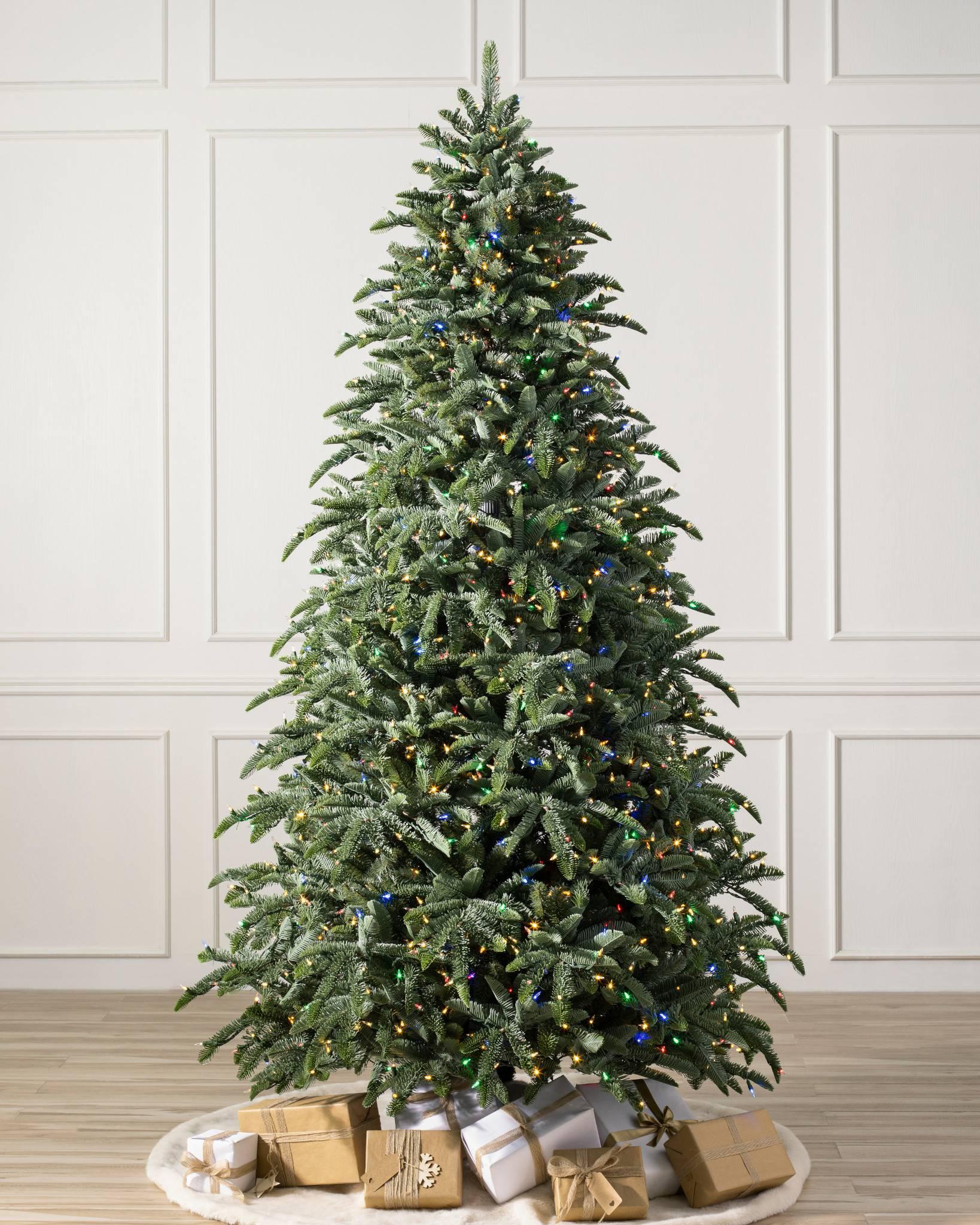 BH Noble Fir Narrow Artificial Christmas Trees™