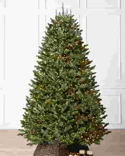 BH Fraser Fir Flip Tree by Balsam Hill
