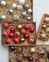 Decorated Glass Ball Ornament Set 4 Pieces by Balsam Hill Lifestyle 50