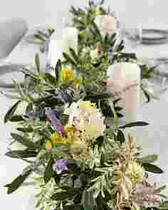 French Market Garland by Balsam Hill SSC
