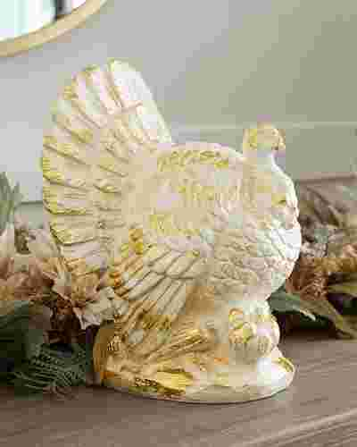Harvest Tabletop Turkey by Balsam Hill SSC