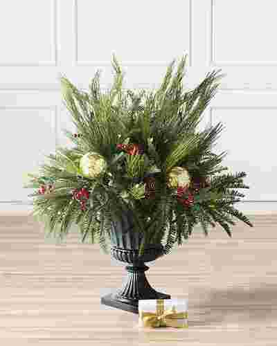 Pine Peak Potted Foliage by Balsam Hill SSC 10