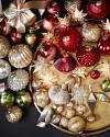 BH Essentials Mercury Glass Ornament Set by Balsam Hill