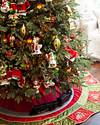 Mistletoe and Holly Glass Ornament Set by Balsam Hill Lifestyle 60