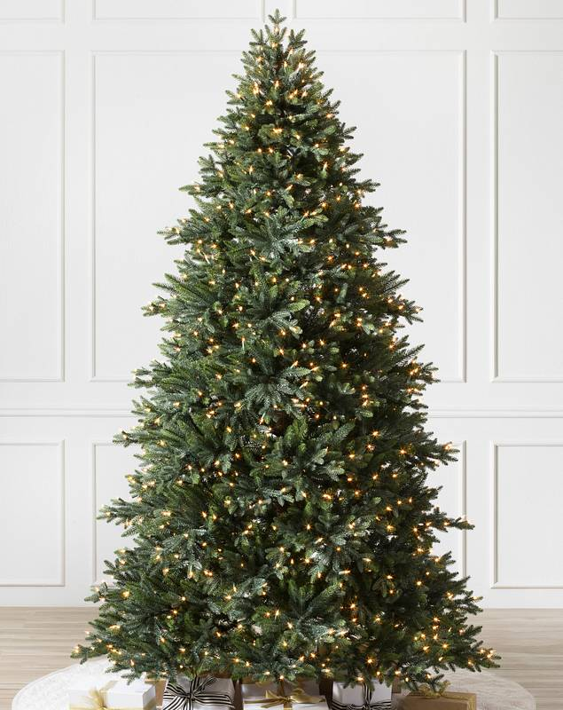 Colorado Mountain Spruce Tree by Balsam Hill SSC 10