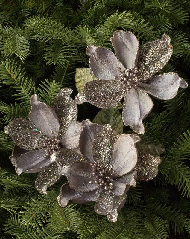 Mini Magnolia Picks, Set of 12 by Balsam Hill SSC 10