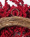 Festive Red Berry Wreath by Balsam Hill SpFeat 20