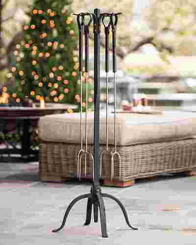 Forged Roasting Forks by Balsam Hill Lifestyle 10
