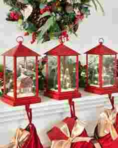 Lantern Stocking Holder by Balsam Hill Lifestyle 15