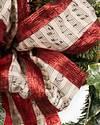 Christmas Carols Garland by Balsam Hill Detail 30