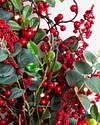 Mixed Berry Festive Wreath by Balsam Hill