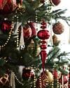 Brilliant Bordeaux Ornament Set by Balsam Hill Lifestyle 20
