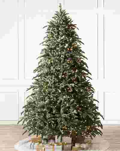 BH Noble Fir Flip Tree by Balsam Hill SSC 10
