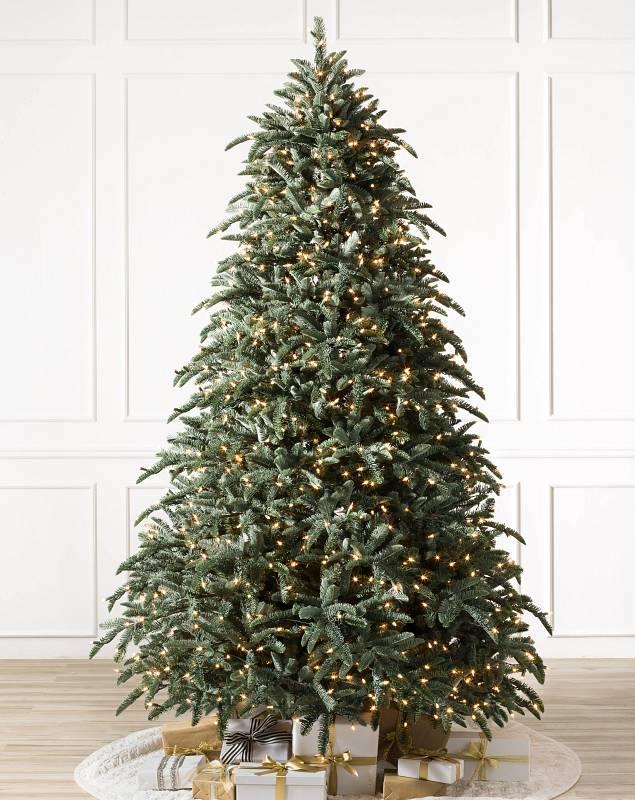 BH Noble Fir Flip Tree by Balsam Hill SSC 10