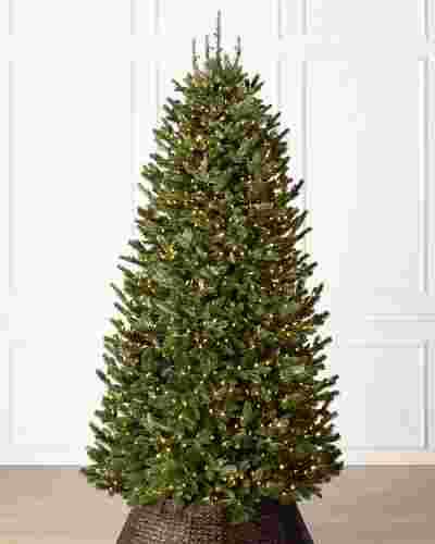 BH Fraser Fir Narrow Flip Tree by Balsam Hill