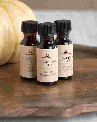 Pumpkin Spice Scents Of The Season Cartridge, Set Of 3 By Balsam Hill SSC 120