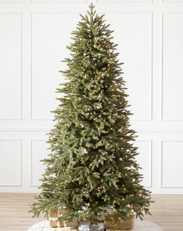 Stratford Spruce Tree by Balsam Hill SSC 10