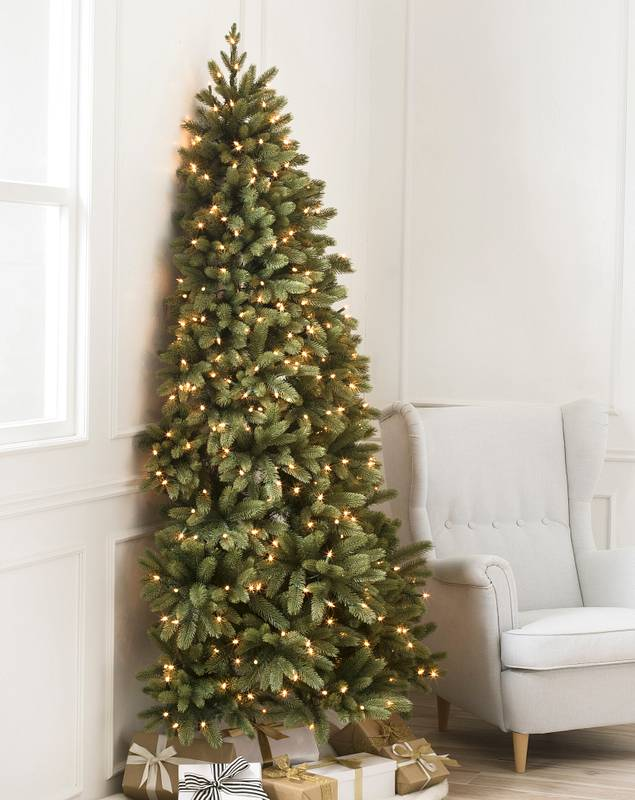 Fifth Avenue Flatback Tree by Balsam Hill SSC 10