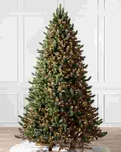 Vermont White Spruce Tree by Balsam Hill SSC 10