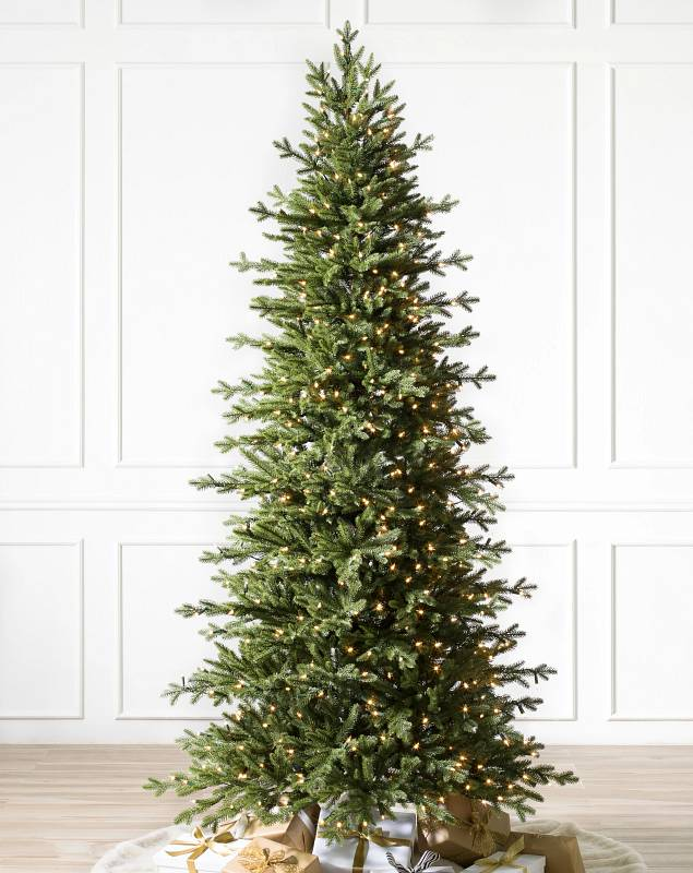 Red Spruce Slim Tree by Balsam Hill SSC 10