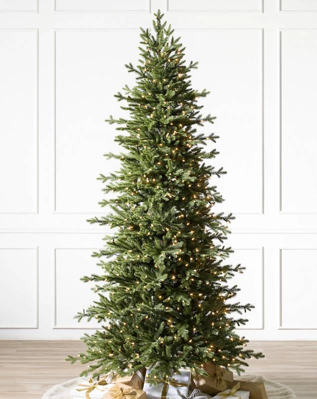 Red Spruce Slim Flip Tree by Balsam Hill SSC 10
