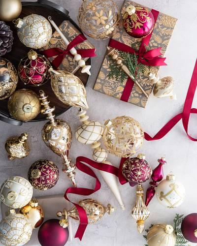 Biltmore® Legacy Ornament Set
