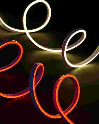 Flexible Neon Rope Light by Balsam Hill