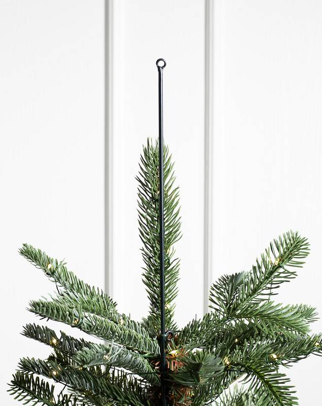 Green Christmas Tree Topper Stabilization Kit by Balsam Hill SSC 10