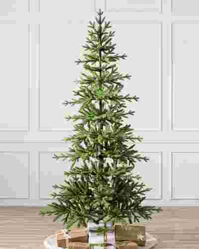 Alpine Christmas Tree Unlit Child by Balsam Hill SSC 40