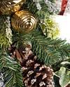 Christmas Carols Garland by Balsam Hill Detail 20