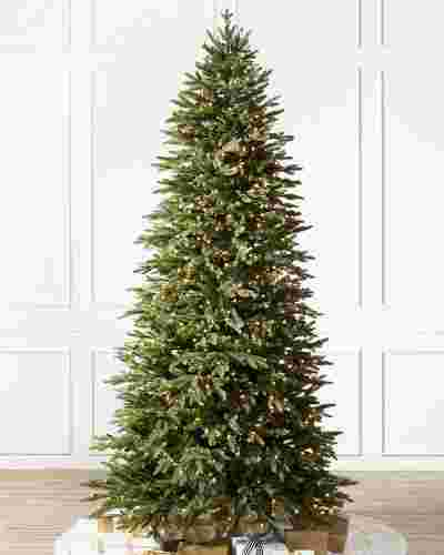 Silverado Slim Flip Tree by Balsam Hill SSC 10