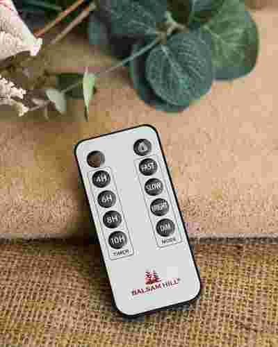 Miracle Flame LED Remote by Balsam Hill SpFeat 10