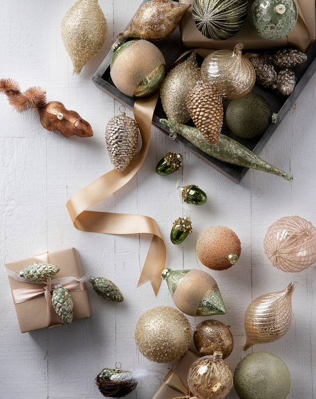 Grand Forest Ornament Set by Balsam Hill Lifestyle 10