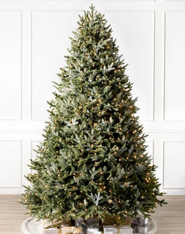BH Fraser Fir Flip Tree by Balsam Hill SSC 10