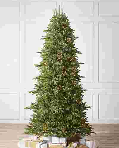 BH Norway Spruce Candlelight Clear SSC by Balsam Hill