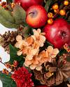 Autumn Orchard Wreath Detail by Balsam Hill
