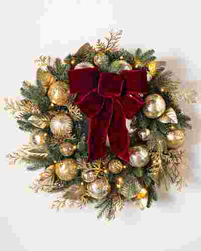 Biltmore Legacy Wreath by Balsam Hill SSC 10