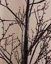 Halloween Glitter LED Twig Tree Closeup 10 by Balsam Hill