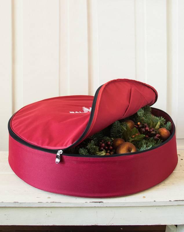 Medium Wreath Storage Bag by Balsam Hill SSC 10