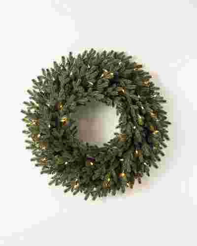 Norway Spruce Garland by Balsam Hill SSC 20