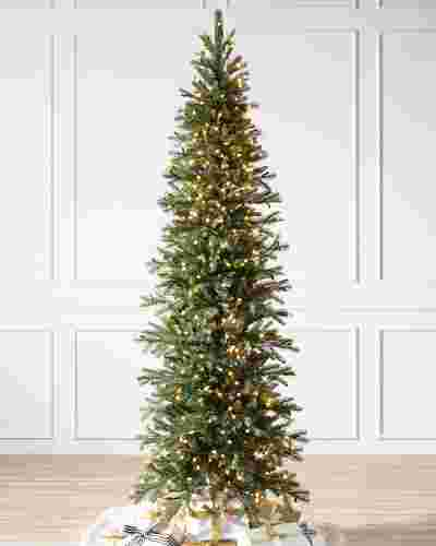 Cathedral Fir Tree by Balsam Hill SSC 10
