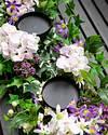 Outdoor Enchanted Garden Centerpiece by Balsam Hill Closeup
