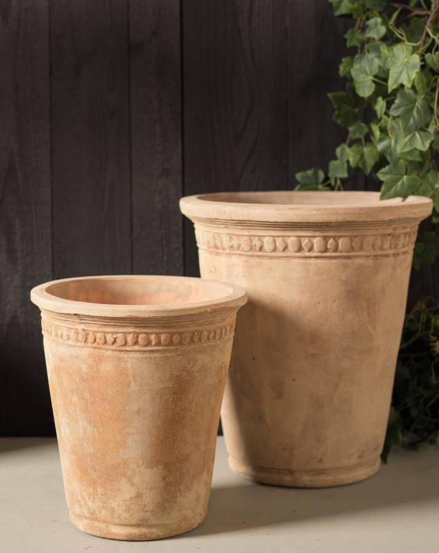Banbury Clay Garden Pot by Balsam Hill Lifestyle 10