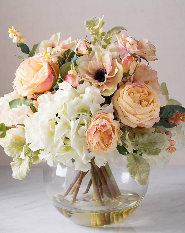 Mixed Flower Arrangement by Balsam Hill SSC 20