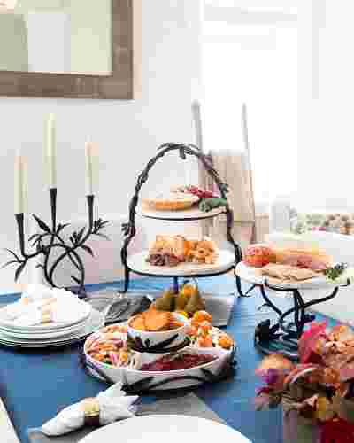 Tuscan Entertaining Collection by Balsam Hill Lifestyle 10
